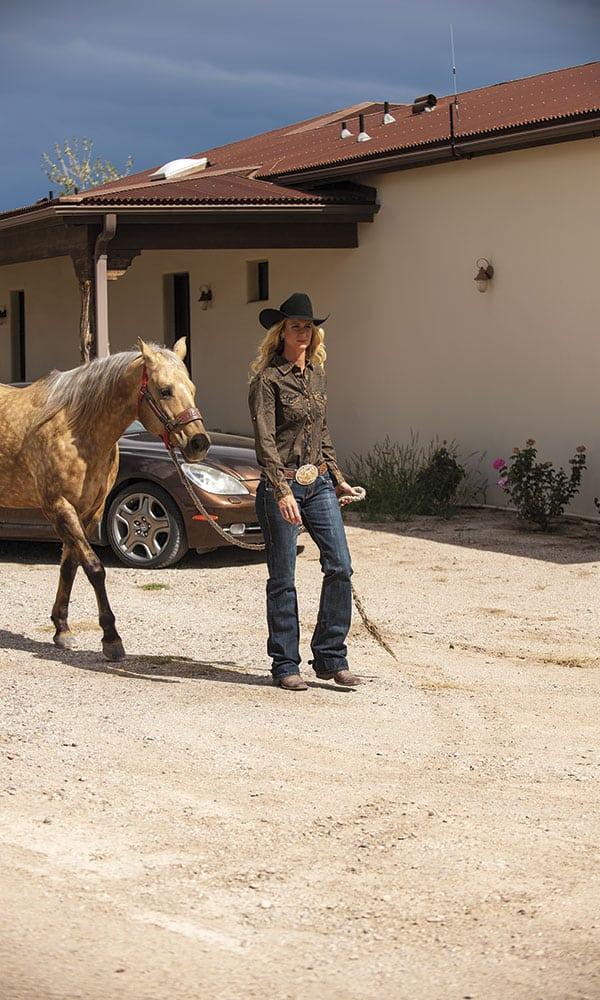 Sherri Cervi Cowgirl Magazine