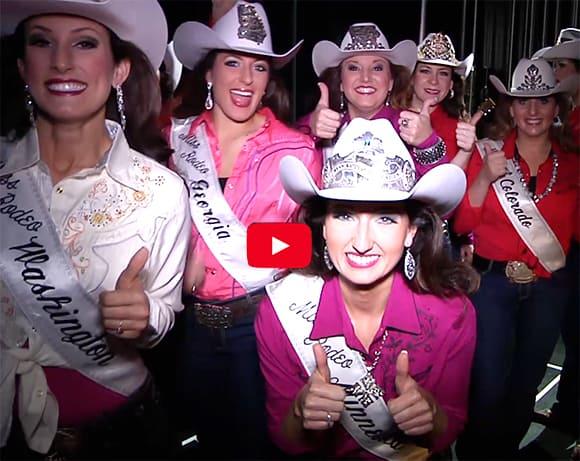 Miss Rodeo America Coronation
