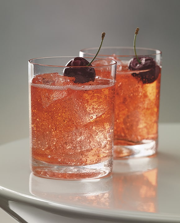 Cherry Moon Cocktail