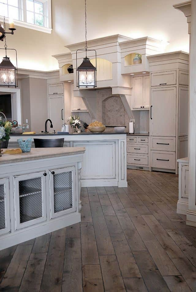 Rustic kitchens that draw inspiration cowgirl magazine - All about kitchens ...