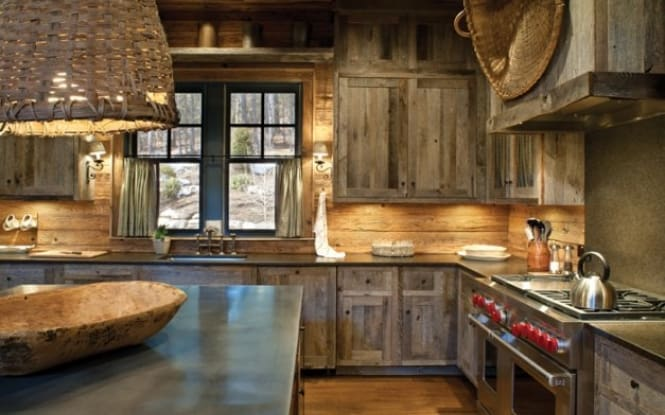 Imaginecozy Staging A Kitchen: Rustic Kitchens That Draw Inspiration