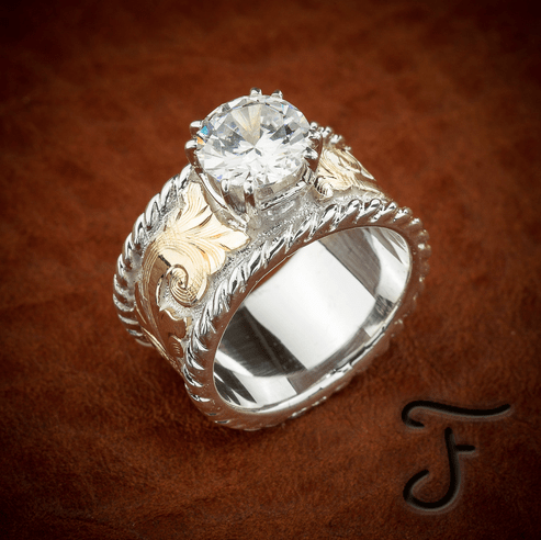 engagement rings fit for a cowgirl cowgirl magazine
