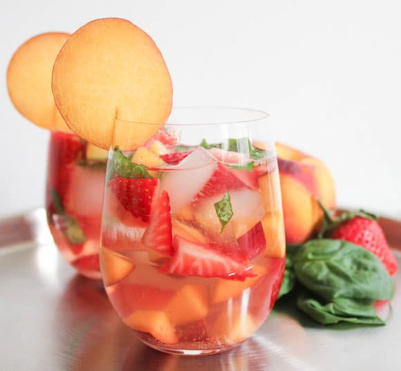 Simple Spring Sangria Recipes - Cowgirl Magazine
