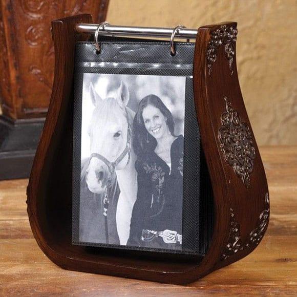 5 ways to repurpose old stirrups cowgirl magazine Western home decor craft ideas