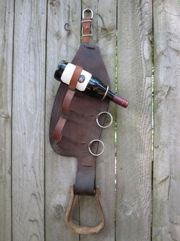 5 More Ways To Repurpose Old Stirrups Cowgirl Magazine
