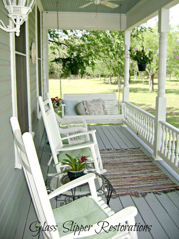 Ranch Snapshot Our Favorite Porches For Summer Cowgirl