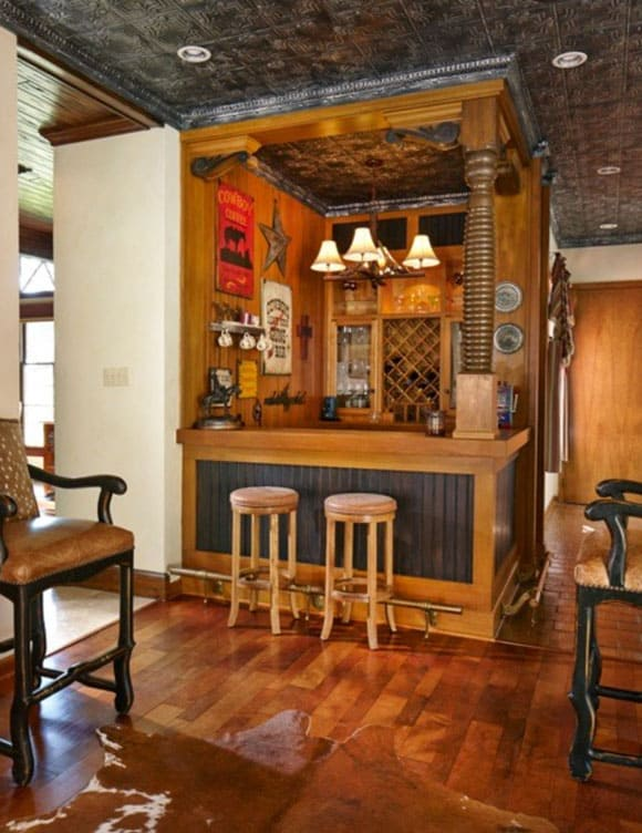 Tips For Creating A Western Bar At Home Cowgirl Magazine