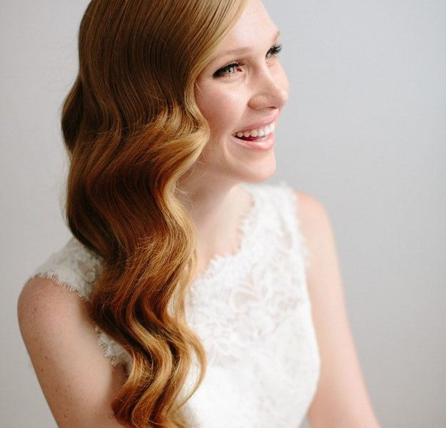 Wedding Hairstyle Magazine: Wedding Hairstyles Made For A Cowgirl Bride