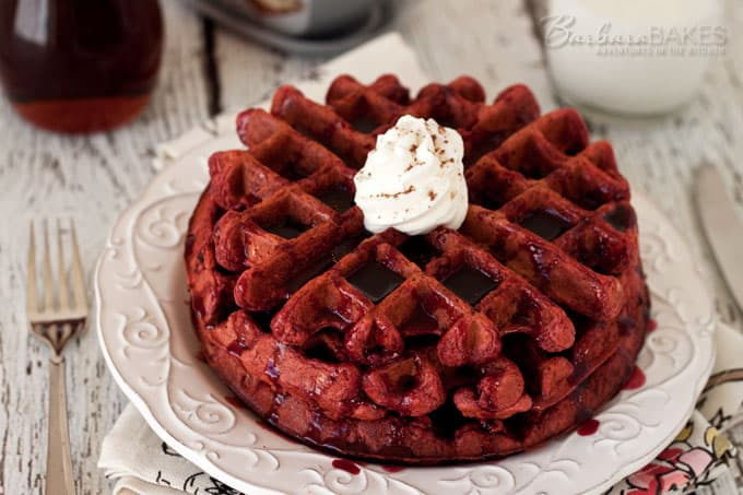 Sweet Monday: National Waffle Day