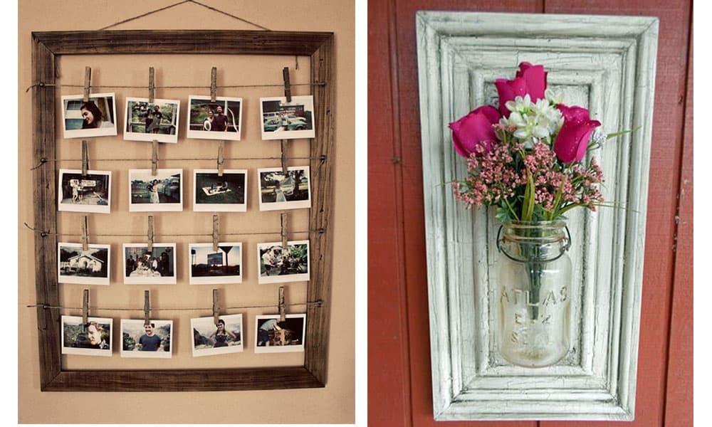 10 Creative Ways To Repurpose Old Frames Cowgirl Magazine