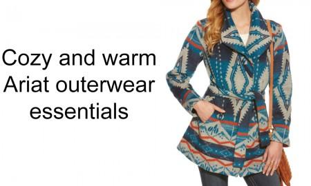 Ariat outerwear essentials