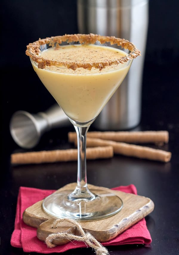 Christmas Egg Nog Cocktails To Try