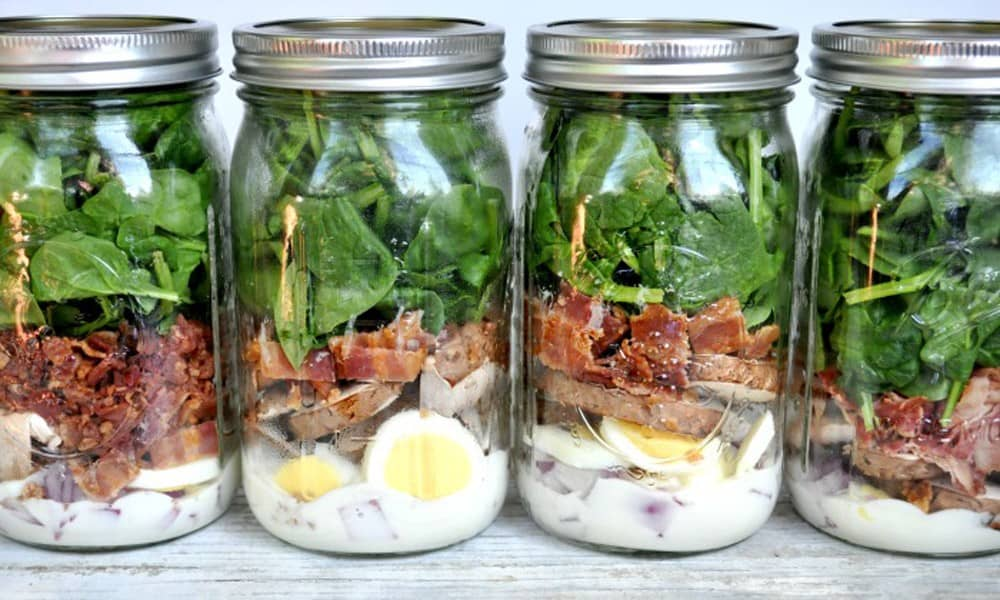 Flavorful Amp Healthy Mason Jar Salads To Try