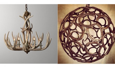 Western statement lighting