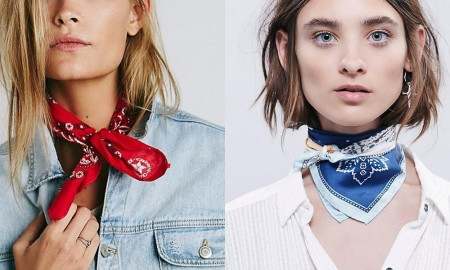 Cowgirl - Bandana Accessories