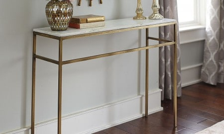 marble-top-console-table