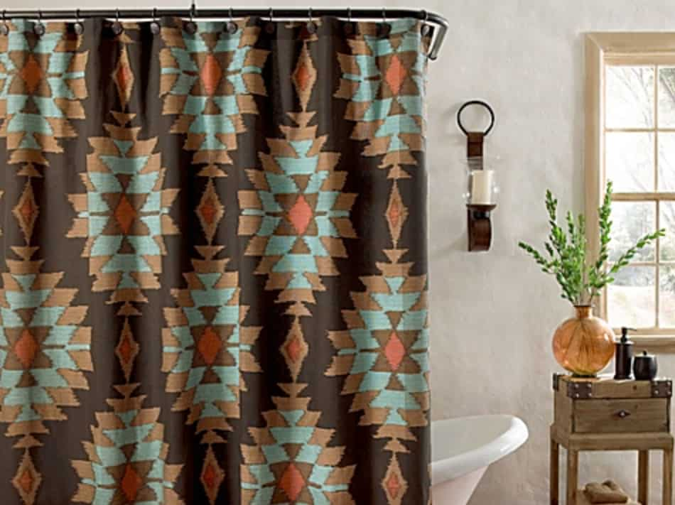 Southwest Shower Curtains For The Home