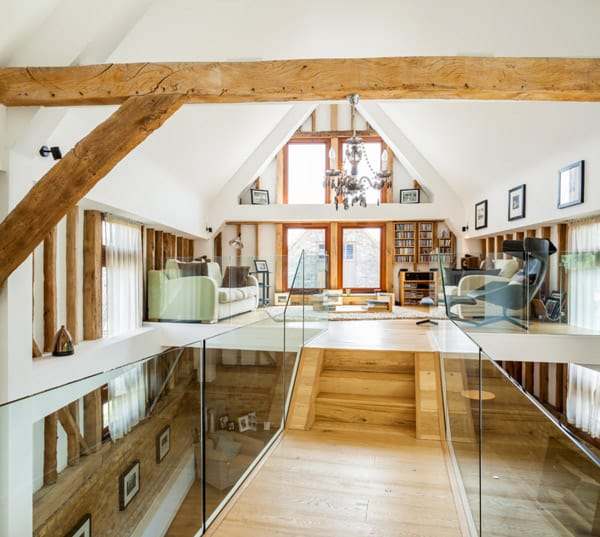 Renovated Barn Homes: 8 Converted Barn Homes You'll Want To Live In