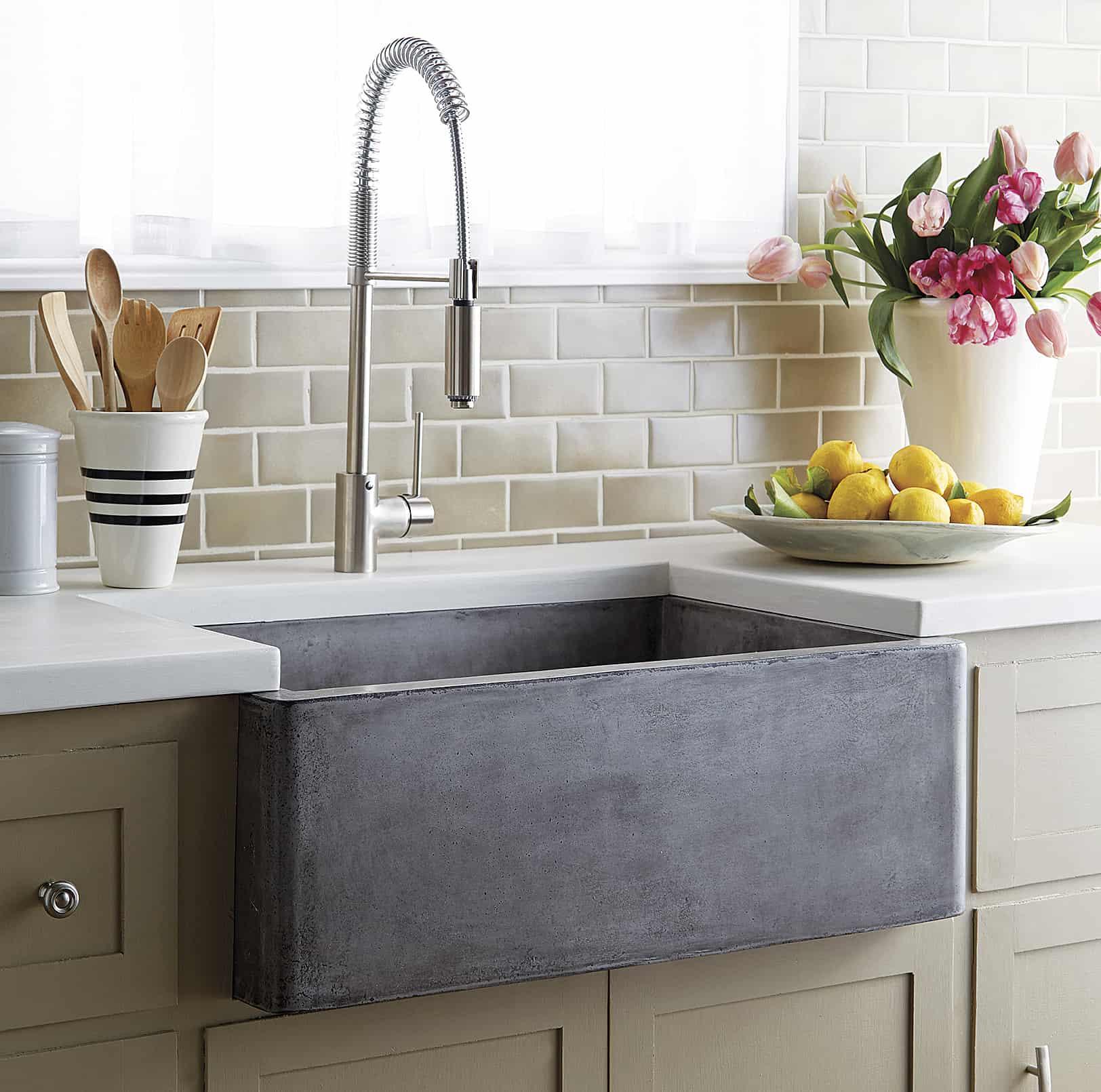 Emejing Farmhouse Sink Design Ideas Gallery - Liltigertoo.com ...