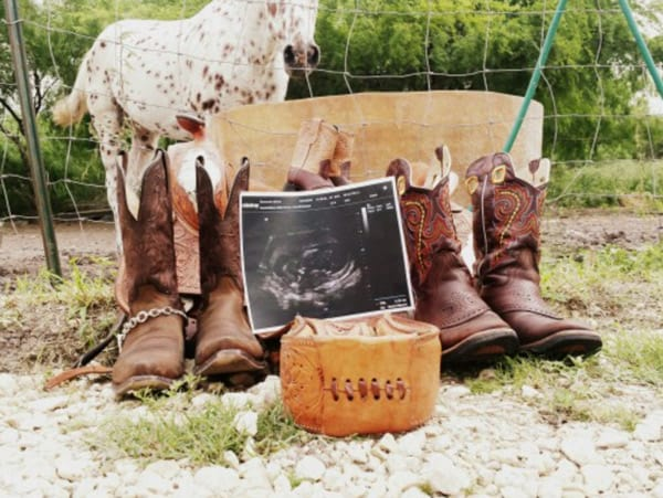 Baby on Board Western Announcements Page 3 of 6 Cowgirl Magazine – Cowboy Birth Announcements