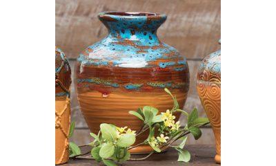 western vases for spring