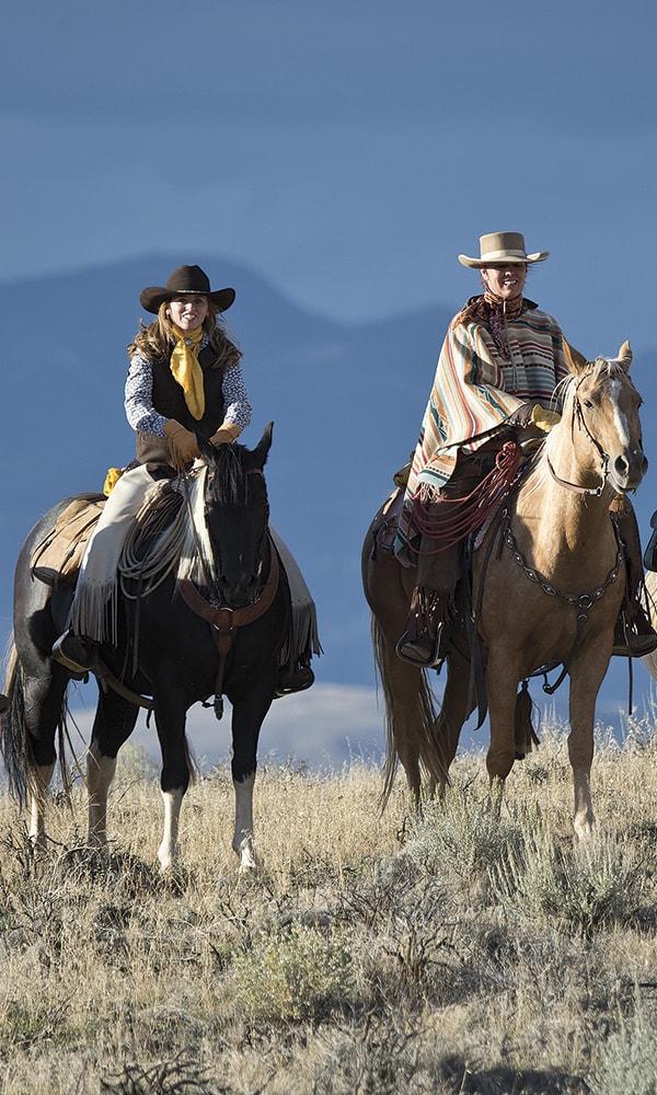 cowgirl getaways