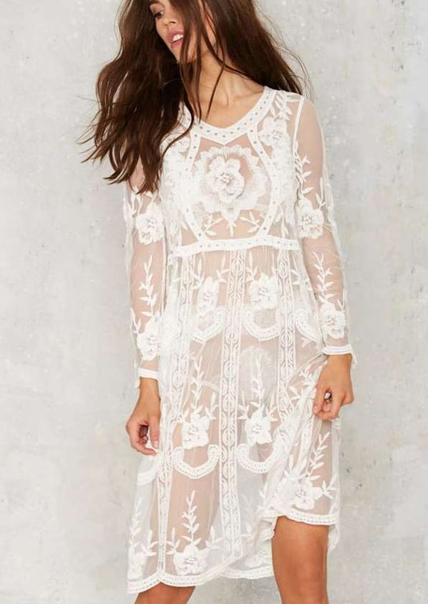 Cowgirl - Lace Sundresses