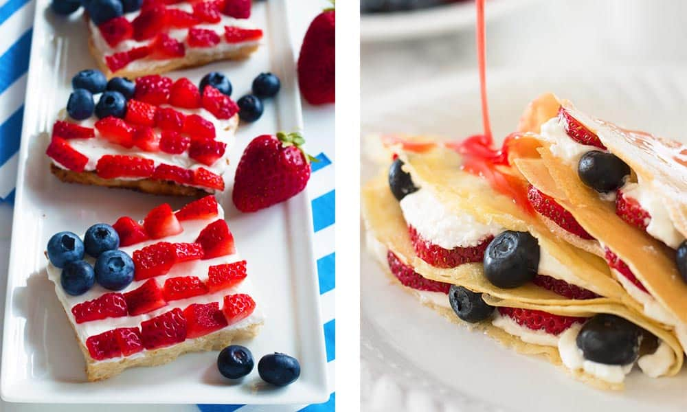 Patriotic Desserts For July 4th Cowgirl Magazine