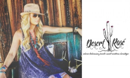 Cowgirl - The Official Desert Rose