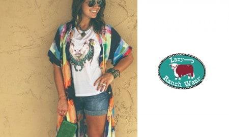 Cowgirl - Lazy J Ranchwear
