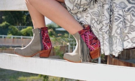 Cowgirl - Nawal Boots