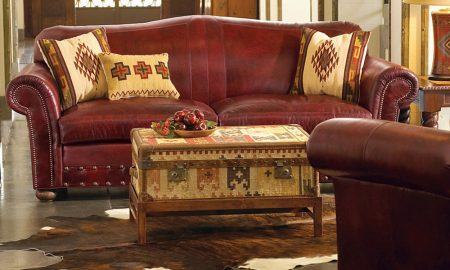 Lavish-leather-seating-for-the-western-home