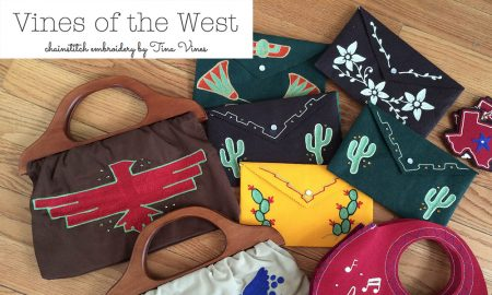 Cowgirl - Vines of the West Handbags