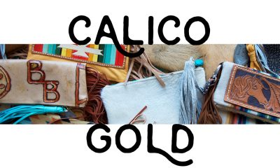 Calico Gold Leather Goods