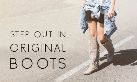 Cowgirl - Original Boots