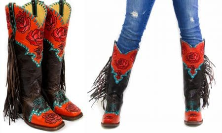 Cowgirl - New Boot Obsession
