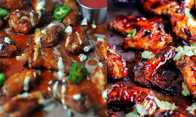 Finger lickin good wing recipes