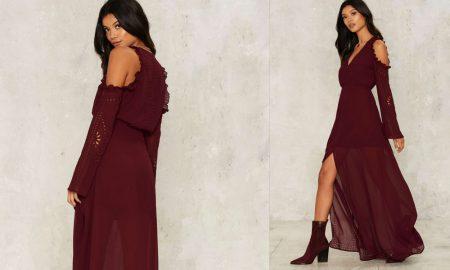 Cowgirl - Fall Maxi Dresses