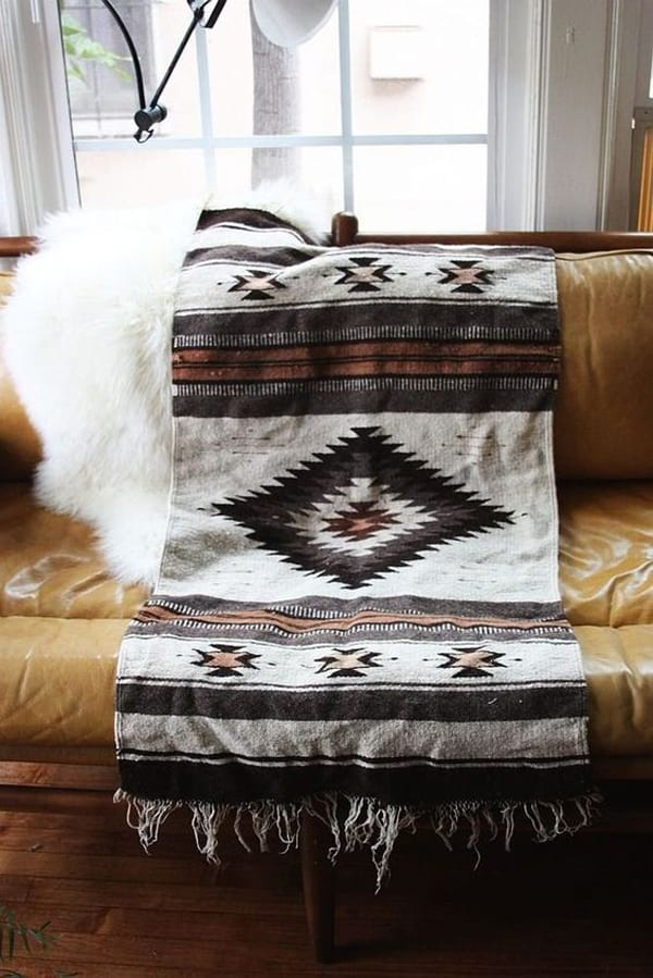 cowgirl home decorating with navajo rugs cowgirl magazine