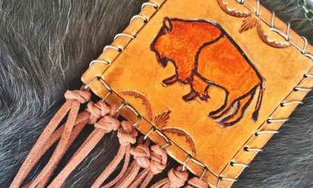 Cowgirl - Unique Tooled Leather Etsy Finds