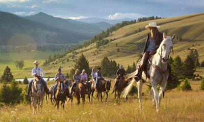 Cowgirl - Thanksgiving Getaway