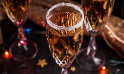 Champagne cocktails to toast the new years