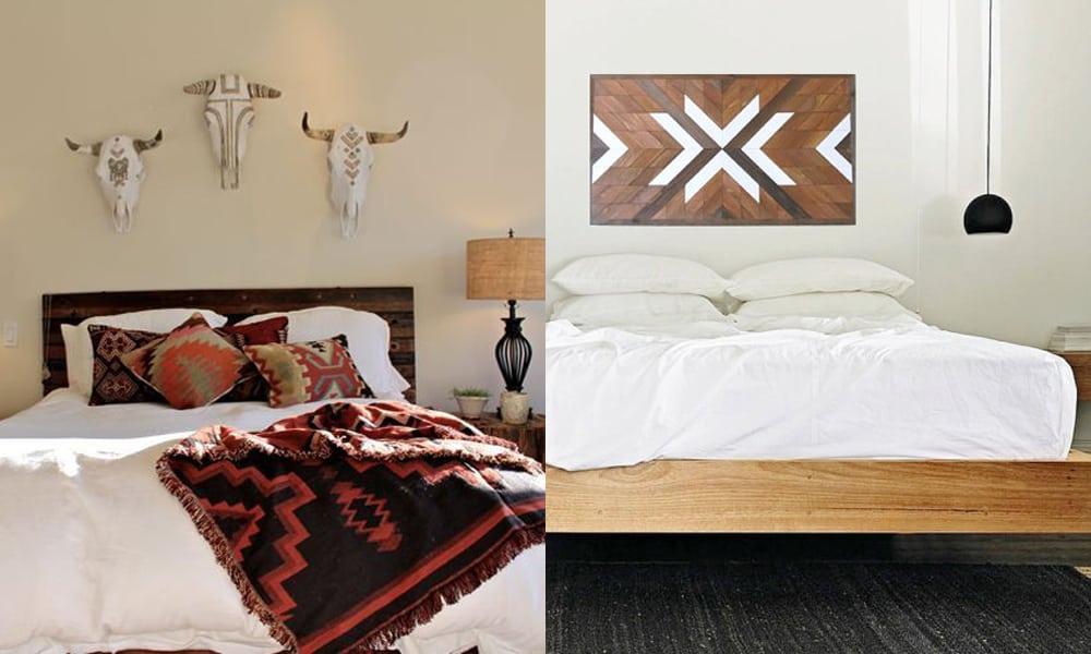 Southwest bedroom best free home design idea for Southwest beds