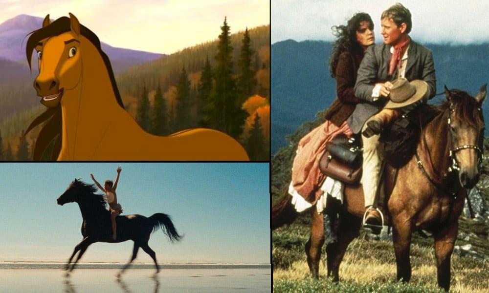 Horse in movie