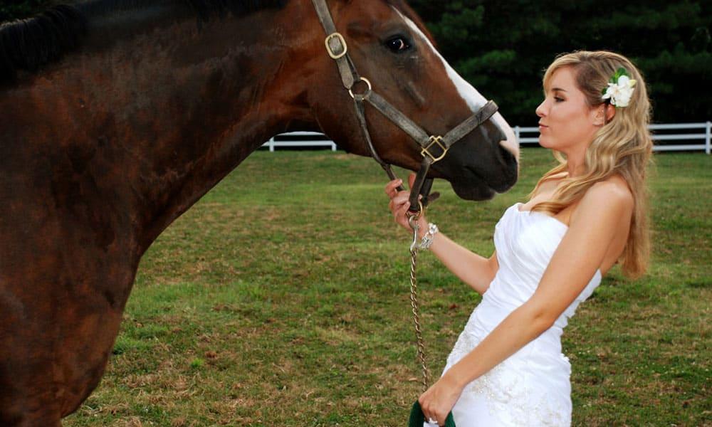 Cowgirl - Wedding