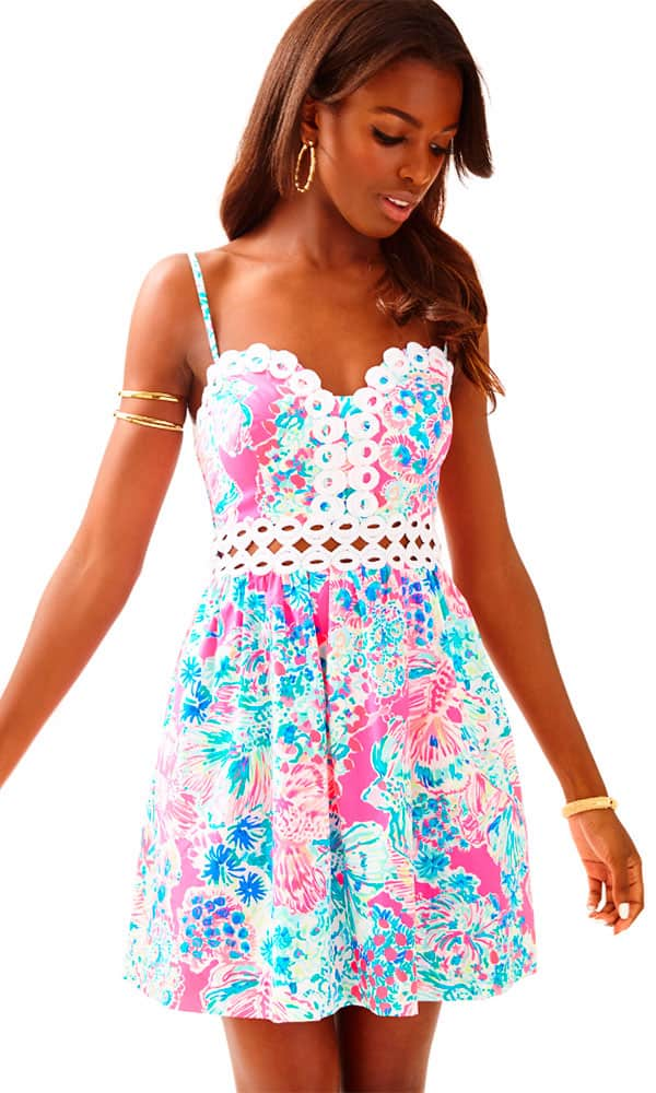 Floral Spring Dresses Lilly Pulitzer Cowgirl Magazine
