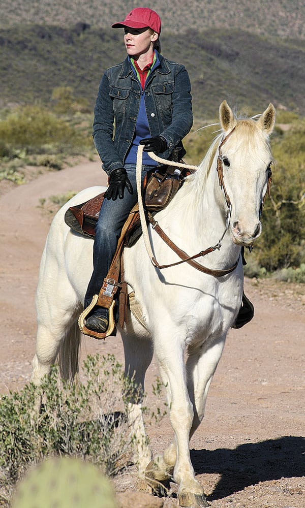 Tanque Verde Ranch Cowgirl Magazine