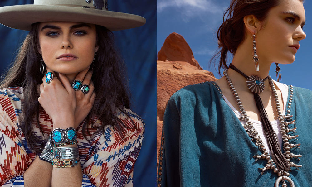 Peyote Bird Designs Double D Ranch Jewelry First Look Cowgirl Magazine