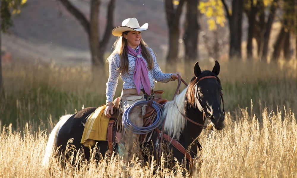 Ranch horse competitions cowgirl magazine