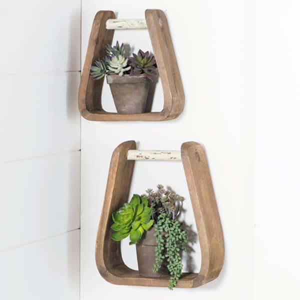 western-stirrups-holding-succulents